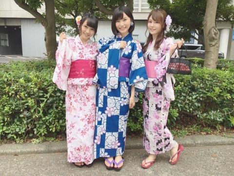 洋服が素敵な込山榛香さん